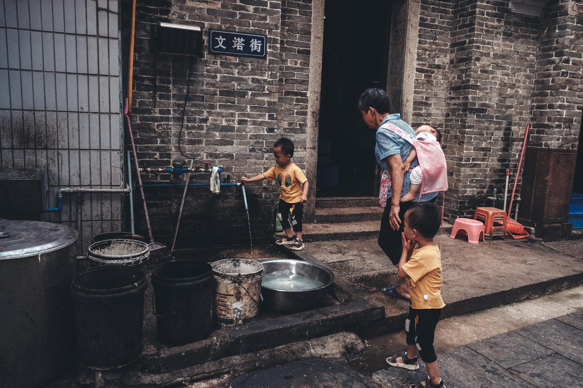 Çindeki Çocukların Yetiştirilme Tarzı